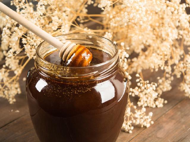 Гречишный мед — лечебные свойства и применение